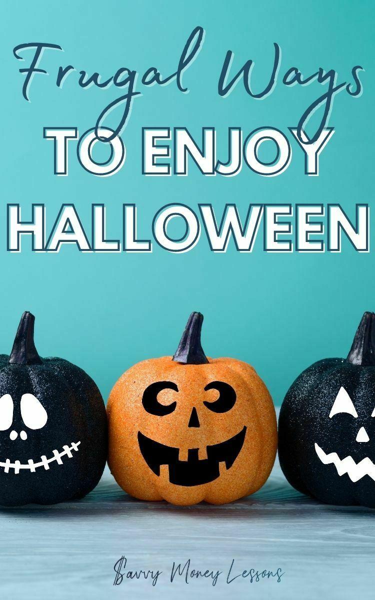 Frugal Ways to Enjoy Halloween