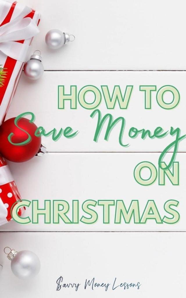 How to Save Money on Christmas