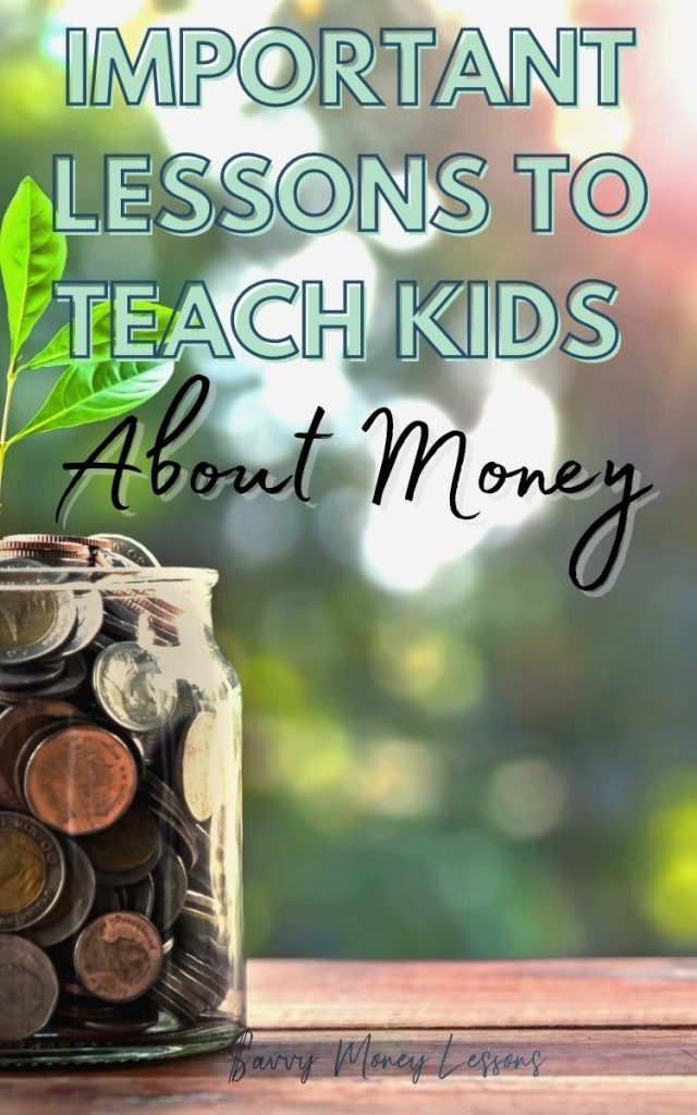Important Lessons to Teach Kids About Money